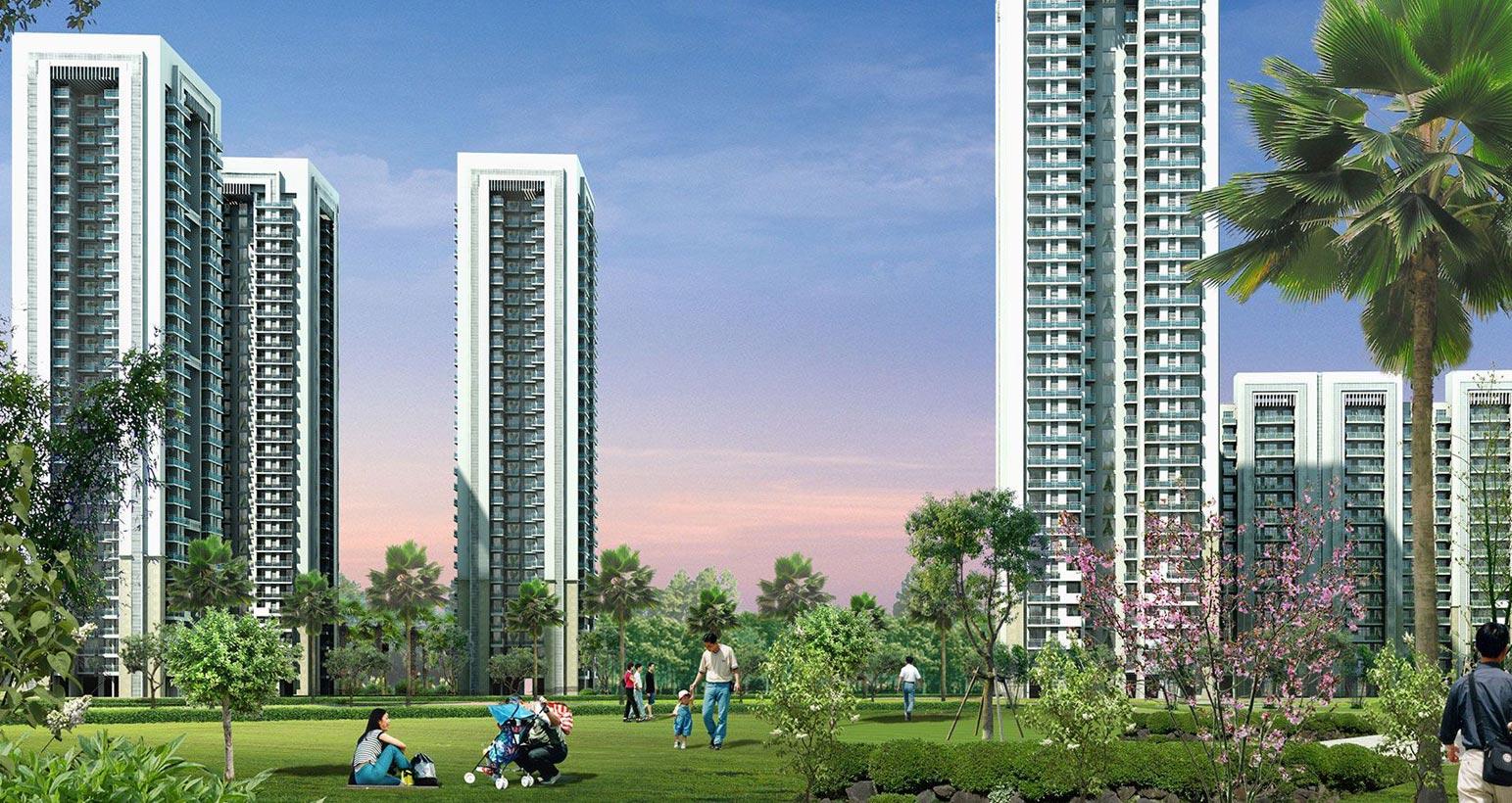 Gurgaon Gateway sector  112-113