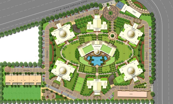 ATS Marigold Master Plan