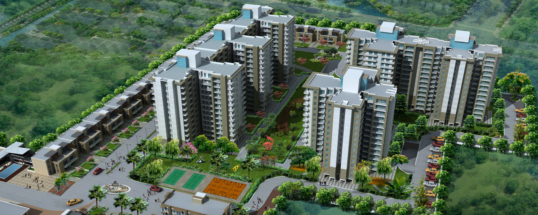 ANSAL HEIGHTS 86