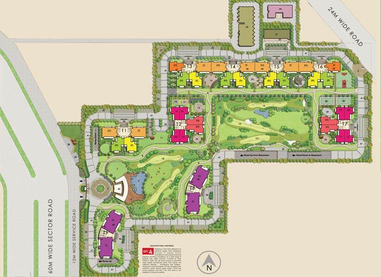 CHD Golf Avenue Master Plan
