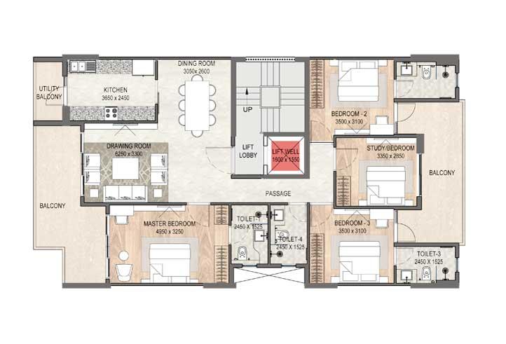 Dlf Gardencity Sector 91 Gurgaon Price Floor Plans Master Plan