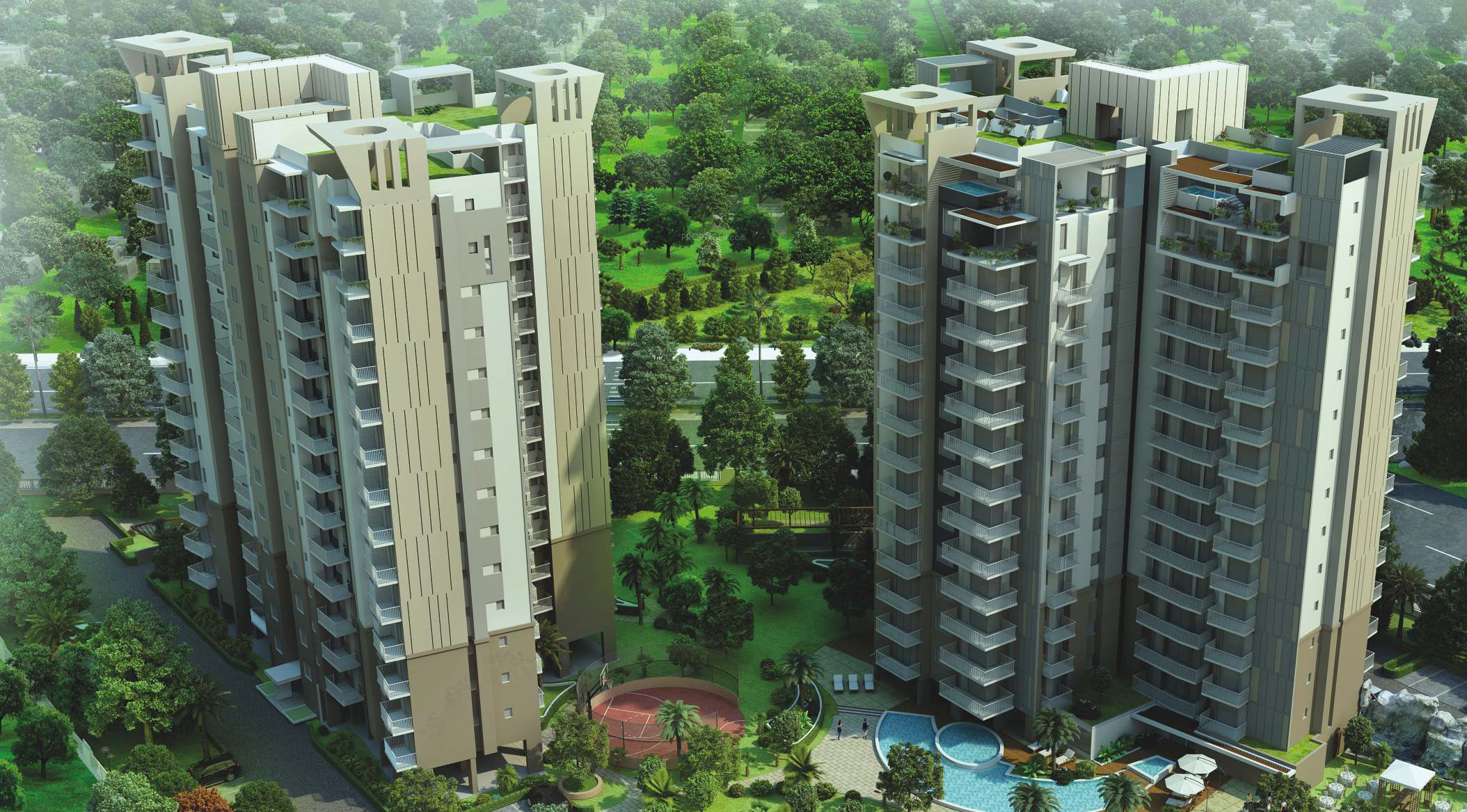 Experion The Heartsong In Sector 108 Gurgaon Price Location Map And Floor Plan