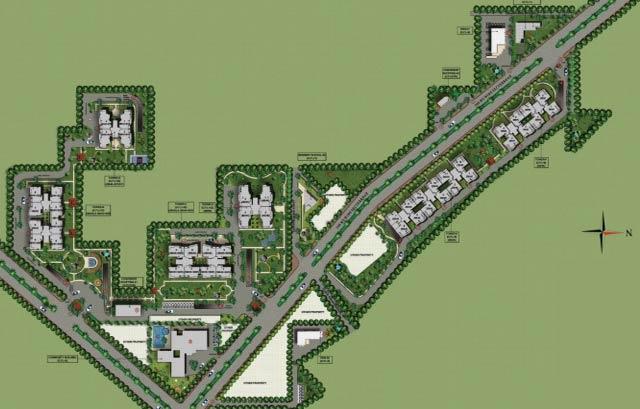 Paras Dews Gurgaon Master Plan