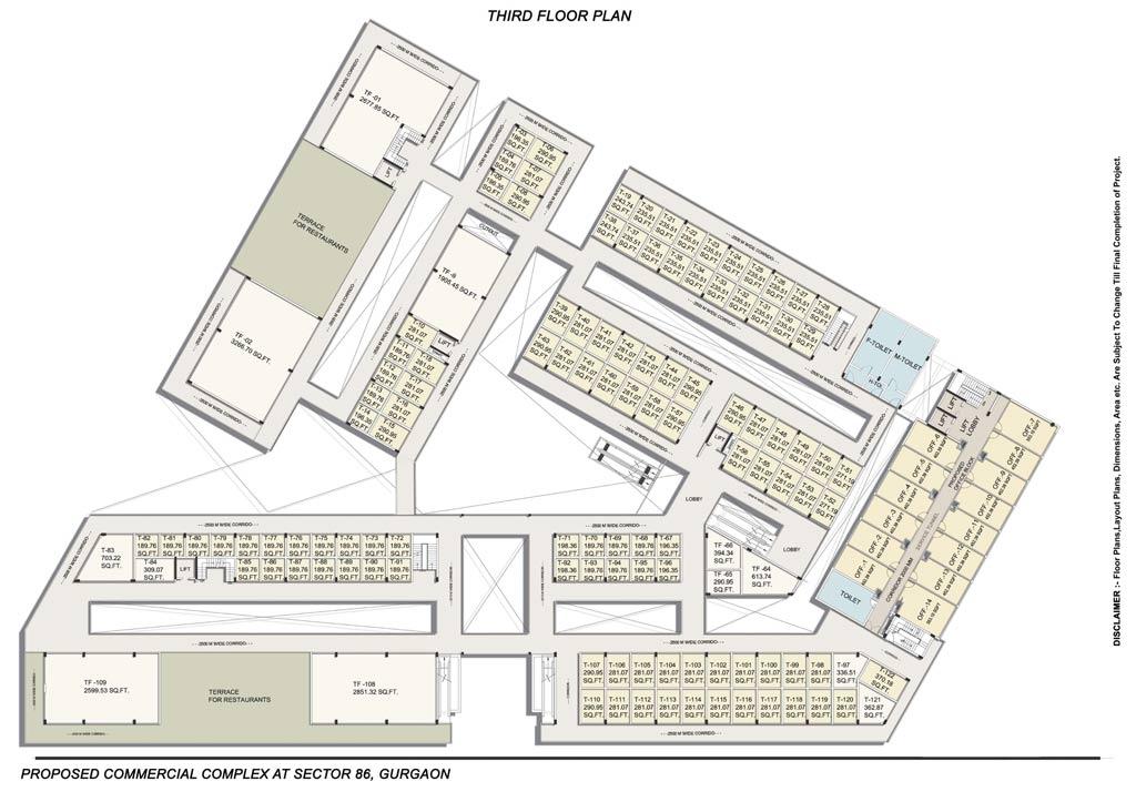 Ss group Omnia Floor Plan