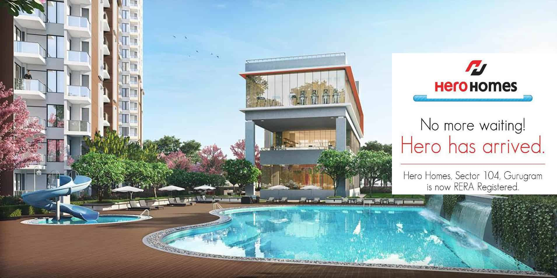 Hero Homes Gurgaon