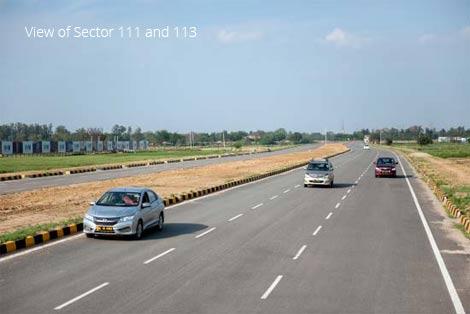 sector roads dwarka expressway