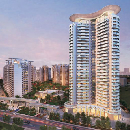 Parkview Grandspa Luxury Apartments