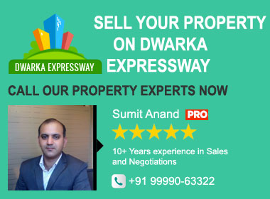 sell your property on dwarka expressway