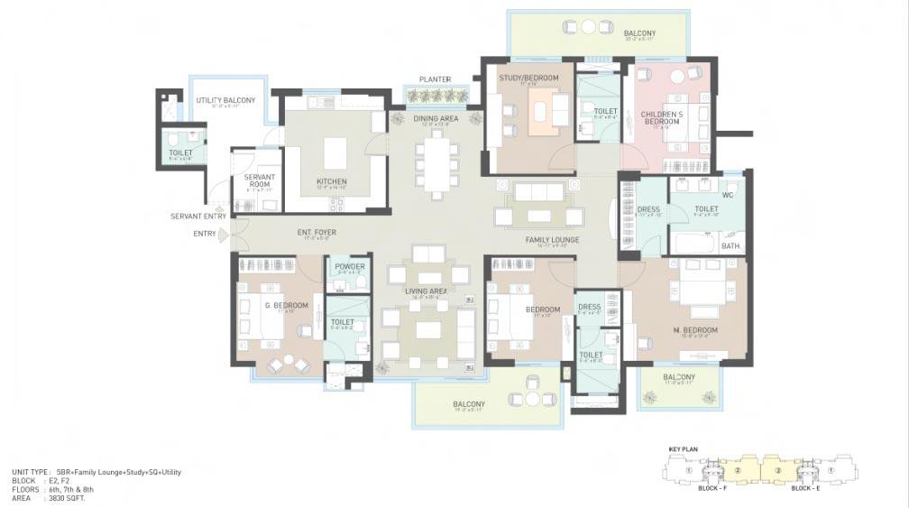 Indiabulls enigma luxury apartments dwarka expressway for 5 bhk duplex floor plan