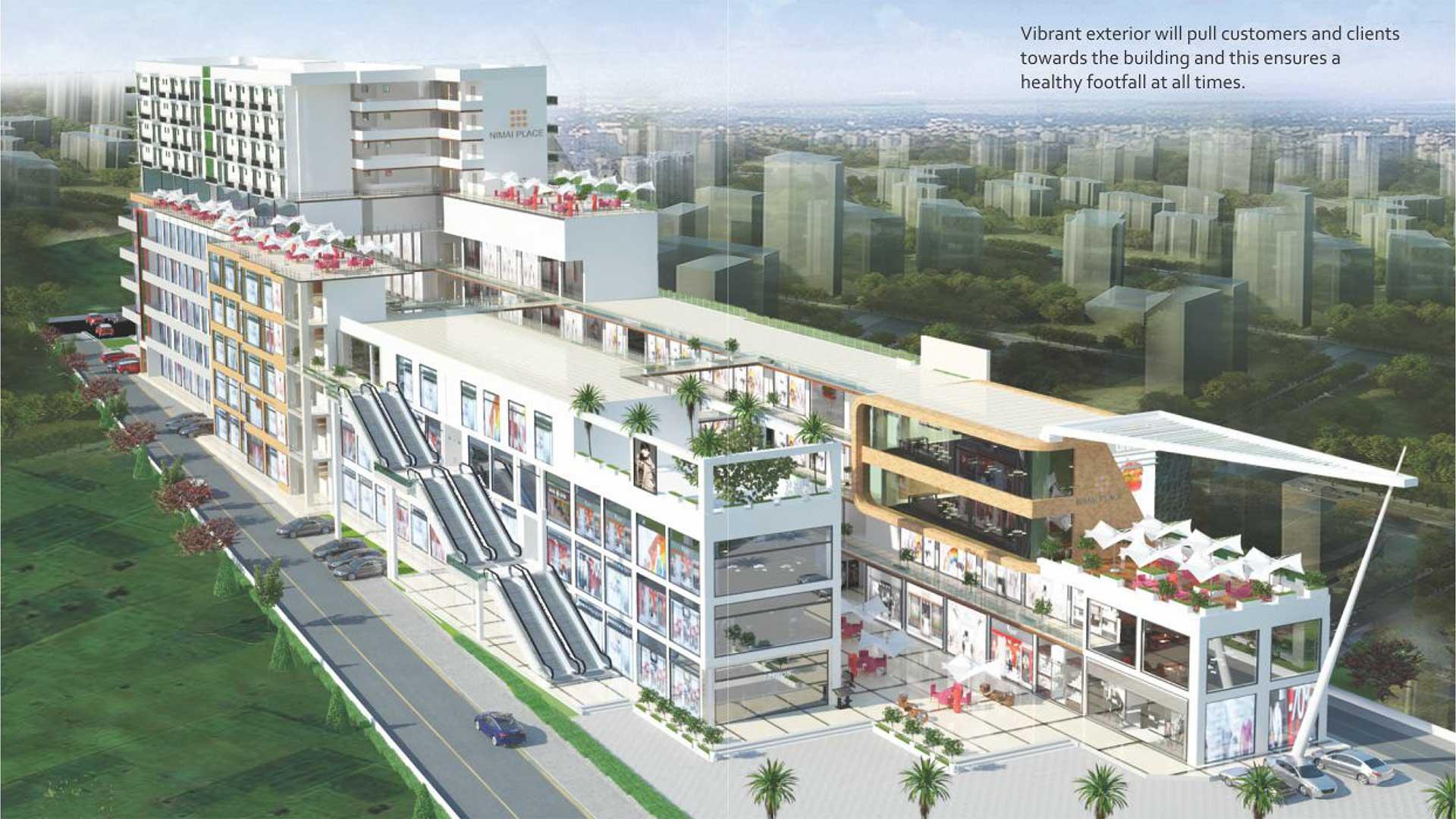 Nimai Place in Sector-114 Dwarka Expressway Gurgaon