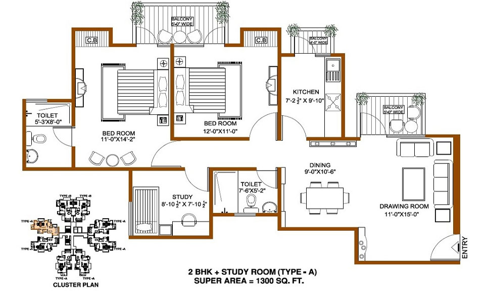 4000 Square Foot House Plans India House Design Plans